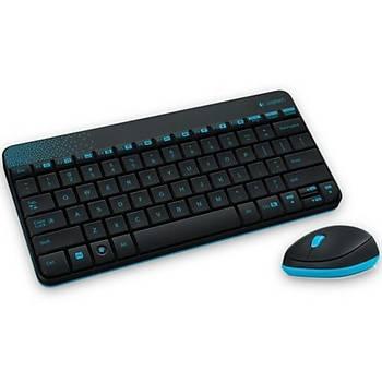 Logitech MK240 Kablosuz Klavye Mouse 920-005789