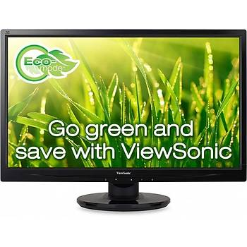 Viewsonic 19.5 inc VA2046A VGA 5ms Led Monitör