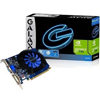 GALAXY GT730 2GB 128Bit GDDR3 16X