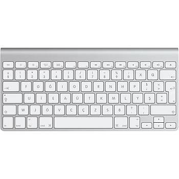 Apple Wireless Türkçe F Klavye MC184TU/B