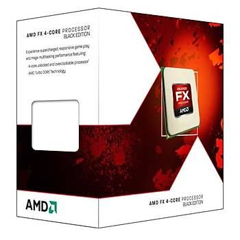 AMD FX Series 4300 3.8 GHz 8MB 32nm AM3+ Ýþlemci