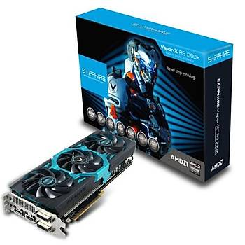 Sapphire Vapor-X R9 290X OC 8GB 512Bit GDDR5 16X