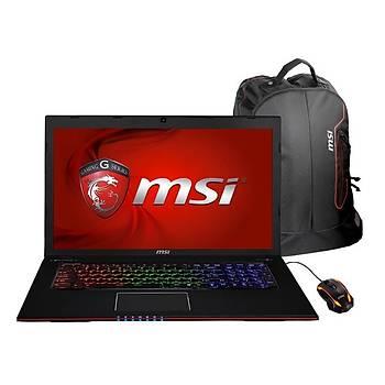 MSI GE70 Apache 2QD-819XTR GTX 950M Notebook