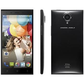 General Mobile Discovery Elite 32GB Cep Telefonu Siyah
