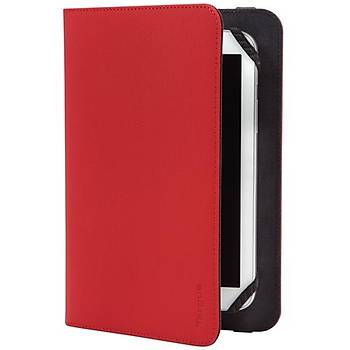Targus Universal 7-8 inc Tablet Kýlýfý Kýrmýzý THZ33301