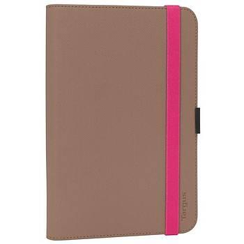 Targus Universal 7-8 inc Flip Tablet Kýlýfý Kahverengi THZ33803