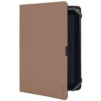 Targus Universal 9-10 inc Flip Tablet Kýlýfý Kahverengi THZ33903