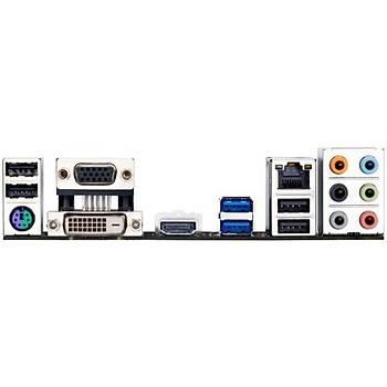 Gigabyte B85-HD3/DDR3 1600MHz VGA 1150p Anakart