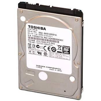 Toshiba 2.5 500GB 5400rpm 8Mb Sata