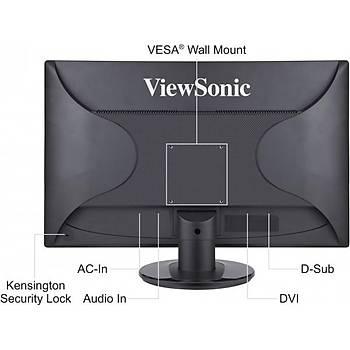 Viewsonic 19.5 inc VA2046M VGA 5ms Led Monitör