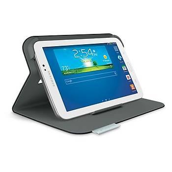 Logitech Folio Carbon Samsung Tab3 7inc Kýlýf Siyah 939-000752