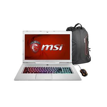 Msý GS70 2QE-461TR Stealth Pro Silver Edition Notebook