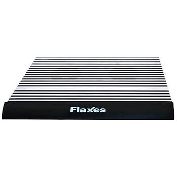 Flaxes FN-333S Alüminyum Çift Fanlý Notebook Soðutucu
