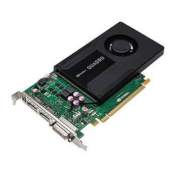 PNY Quadro K2000 2GB 128Bit GDDR5 16X