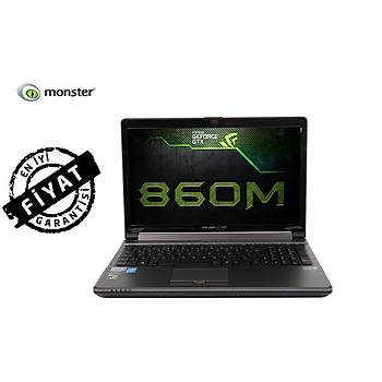Monster Abra A5 V1.1 16GB 15.6 Notebook