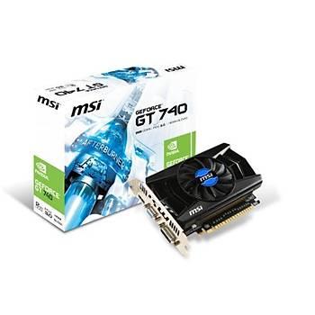 MSI N740-2GD5 GT740 2GB 128Bit GDDR5 16X