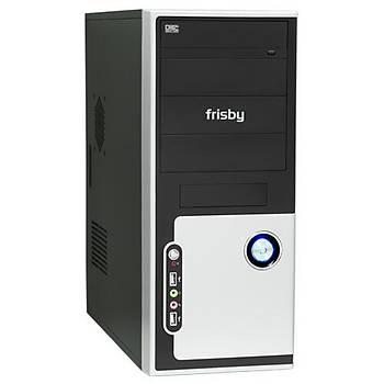 Frisby 5823-BS 300W Siyah Gümüþ Kasa