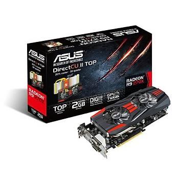 Asus R9270X-DC2T 2GB 256Bit GDDR5 16X