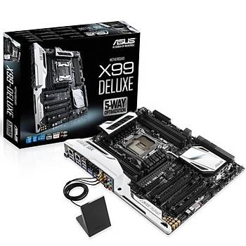 Asus X99-Deluxe 2133MHz DDR4 2011p Anakart