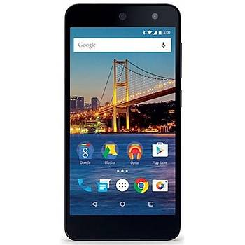 General Mobile Android One 16GB Siyah