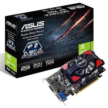 Asus GT740 2GB 128Bit GDDR3 16X
