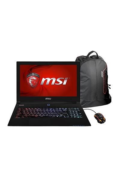 MSI GS60 Ghost 2QD-602TR GTX 965M Notebook