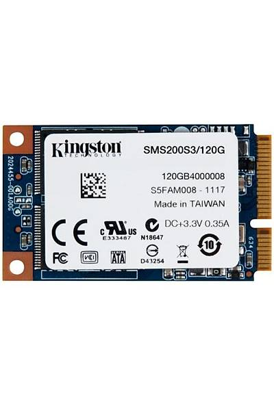 Kingston mSata 120GB SSD SMS200S3/120G Disk