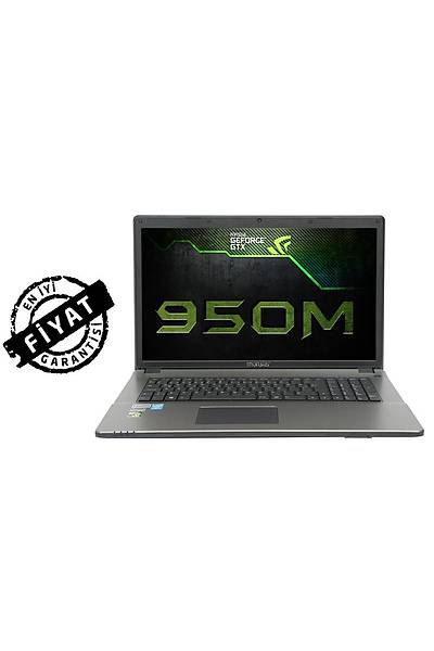Monster Abra A7 V5.2.1 16GB SSD 17.3 Notebook