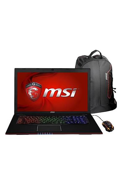 MSI GE70 Apache 2QD-818XTR GTX 950M Notebook