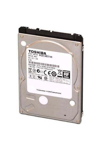 Toshiba 2.5 1TB 5400Rpm 8Mb Sata Harddisk