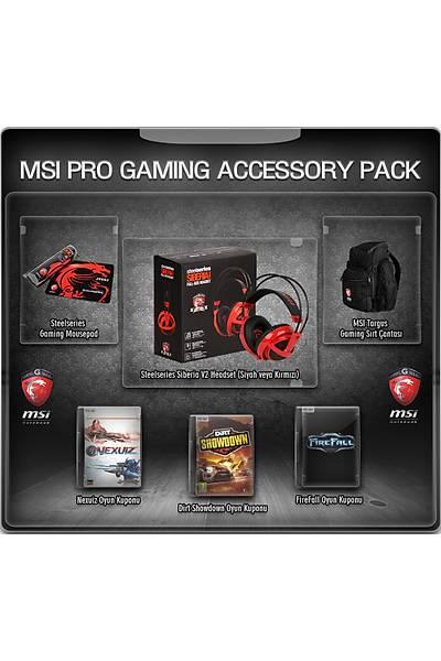 Msý Gaming Aksesuar Paketi