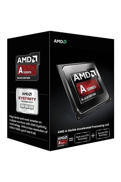 AMD A6 6400K X2 3.9 GHz 1MB FM2 HD8470 VGA