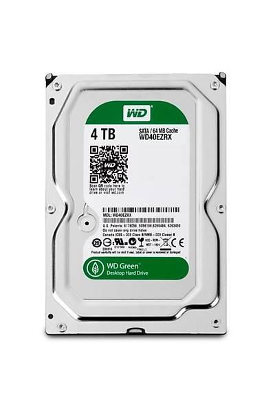 Western Digital 4TB Green IntelliPower 64Mb Sata3