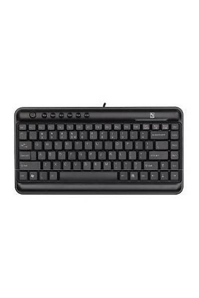 A4 Tech KL-5UP X-Slim Multimedia Kablolu Klavye