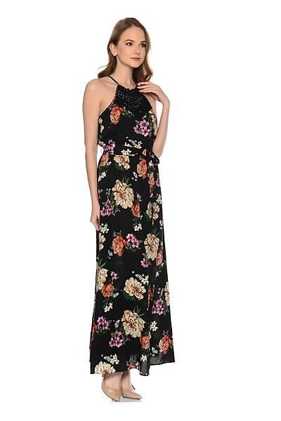 Çiçek Elbise