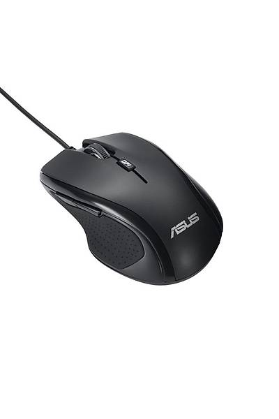 Asus UX300 Ergonomik Kablolu Optik Mouse Siyah