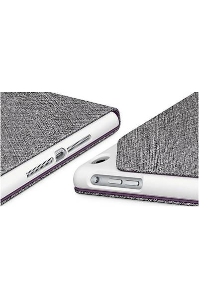 Logitech iPad Air Hinge Grey Case 939-000925