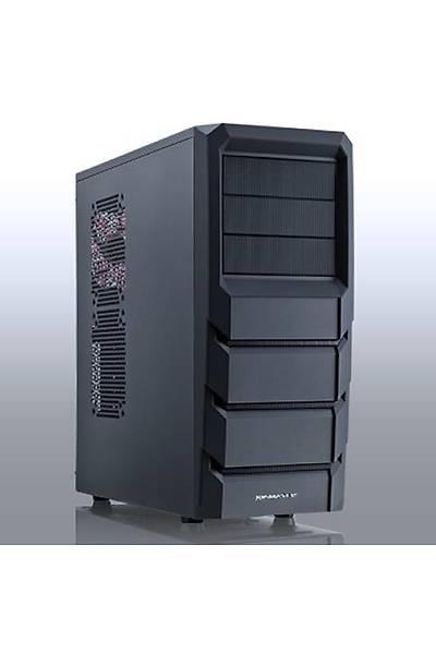 Xigmatek Asgard 382 CCC-AD34BT-U51 500W Siyah Kasa