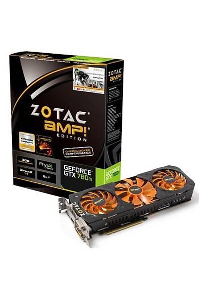 Zotac GTX780Ti AMP! 3GB 384Bit GDDR5 16X