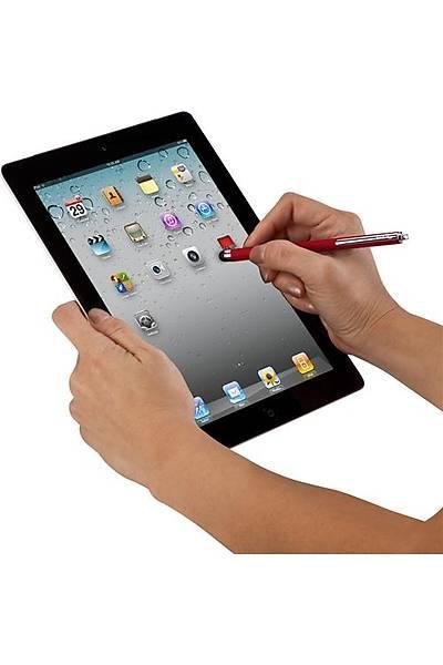 Targus AMM0114 iPad-iPhone Kalemi Kýrmýzý
