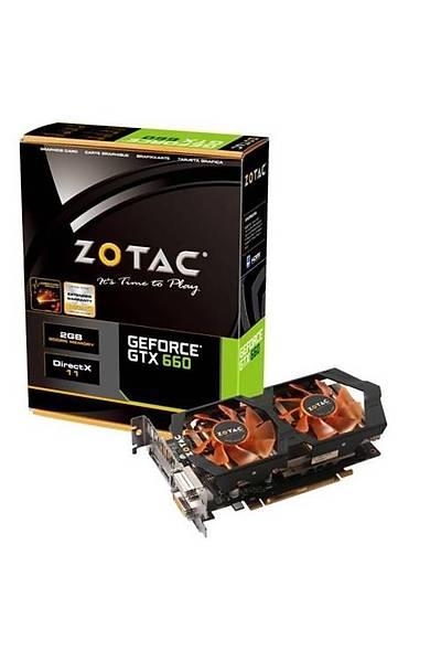 Zotac GTX660 2GB 192Bit GDDR5 16X