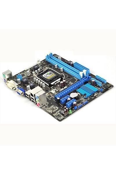 Asus H61M-K DDR3 1600MHz VGA 1155p Anakart