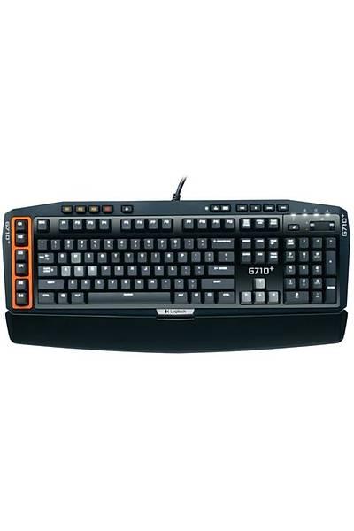 Logitech G710+ Mechanical Oyuncu Klavye 920-005705