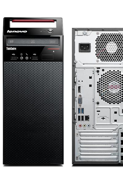Lenovo E73 10AS004NTX i5-4440s 4GB 500GB FreeDos