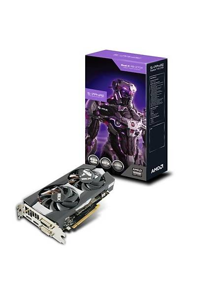 Sapphire R9 270X OC W.Boost 4GB 256Bit GDDR5 16X