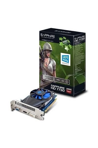 Sapphire HD7730 UEFI 2GB 128Bit GDDR3 16X