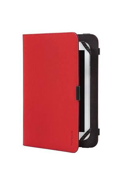 Targus Universal 7-8 inc Flip Tablet Kýlýfý Kýrmýzý THZ33801
