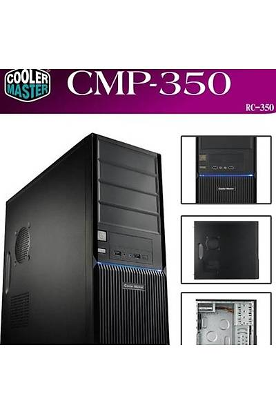 Cooler Master Elite RC-350 350W Siyah Kasa