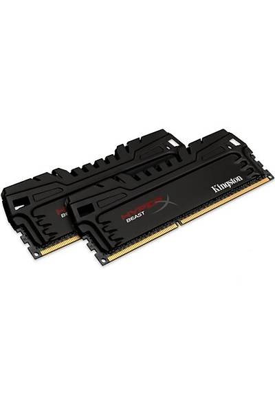Kingston HyperX Beast 8GB (2x4) 2400MHz DDR3 Ram