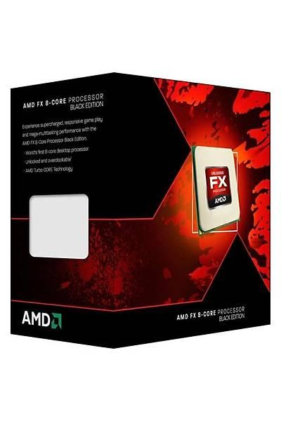 AMD FX Series 8350 (4.0 GHz) 16MB 32nm AM3+ Ýþlemci